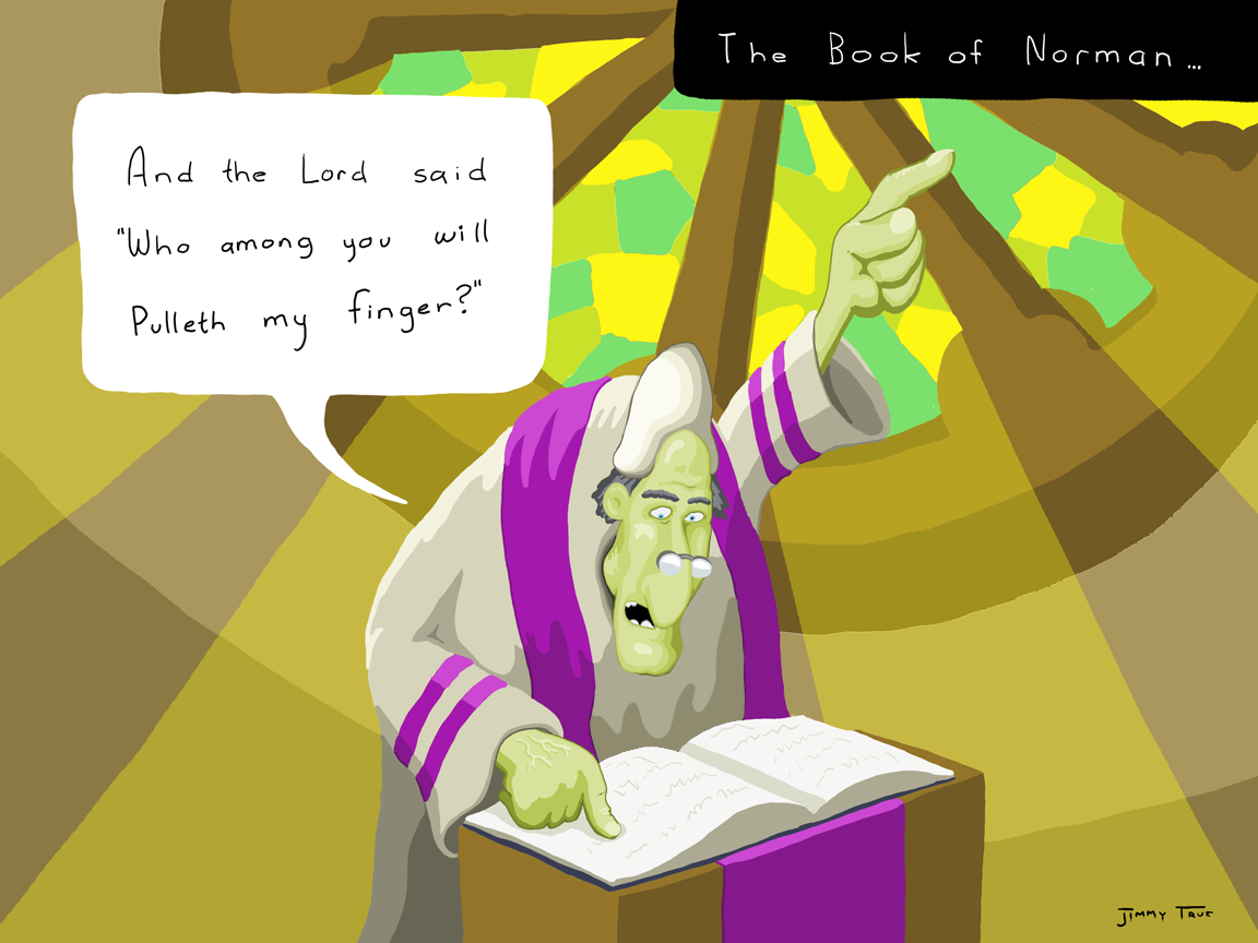 The Book of Norman